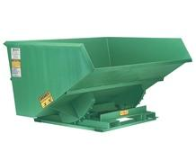 LARGE VOLUME, LOW PROFILE DUMPERS